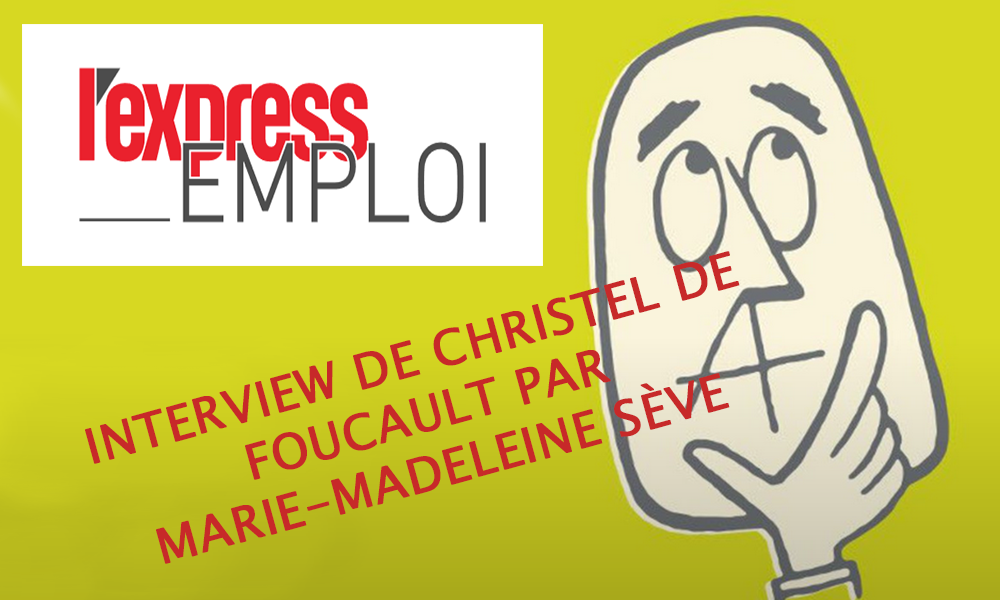 Interview de Christel de Foucault: